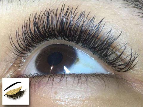 Misencil Eyelash Extensions example